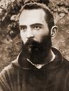 Padre Pio in jungen Jahren